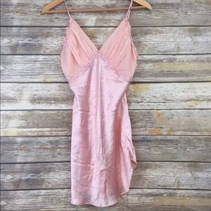 100% silk Victoria's Secret slip chemise